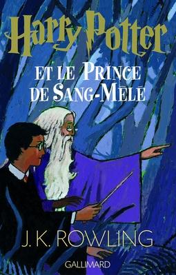 Potterish :: Harry Potter, o Ickabog, Animais Fantásticos e JK Rowling Capa do HbP Francês