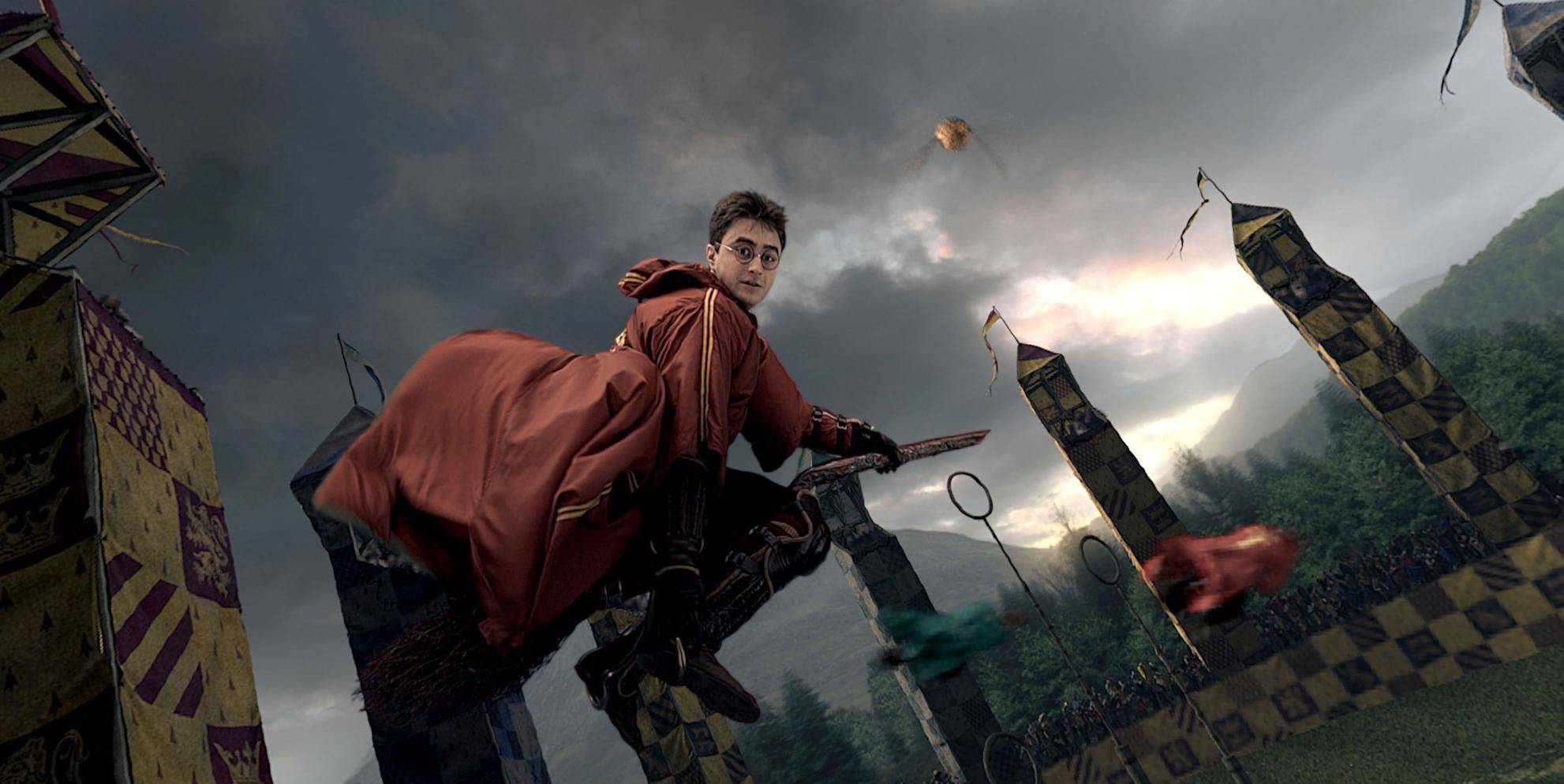 Potterish :: Harry Potter, o Ickabog, Animais Fantásticos e JK Rowling [Atualizado] Festa de abertura do parque será em 18 de junho!