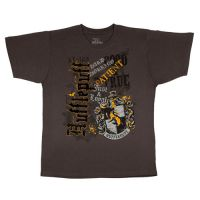 L_4HOUSES_Apparel_Adult_HarryPotter_Apparel_HufflepuffLoyalT-Shirt_HPLYALHUFTEE_SMOKE.JPG