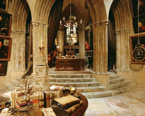 Sala do Dumbledore